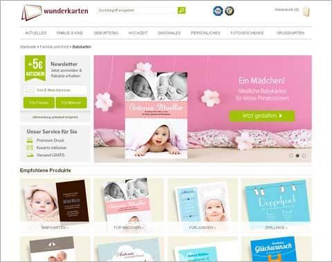 webdesign Wunderkarten